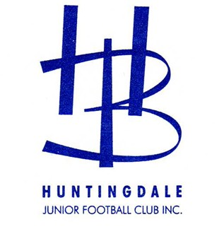 Huntingdale Juinior Football Club Logo