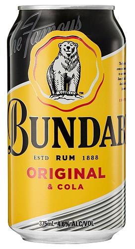 Bundaberg Rum and Cola