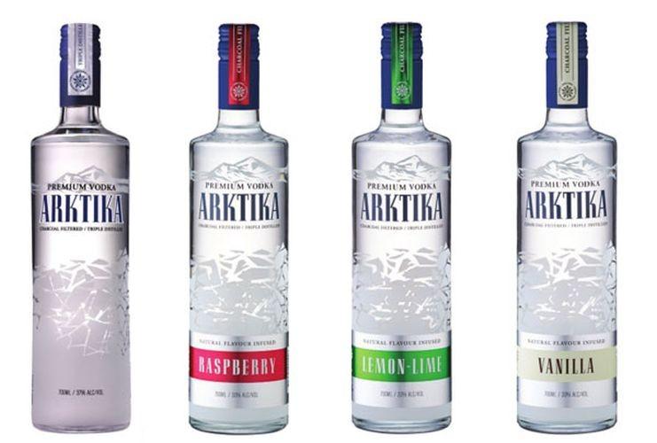 Arktika Vodka