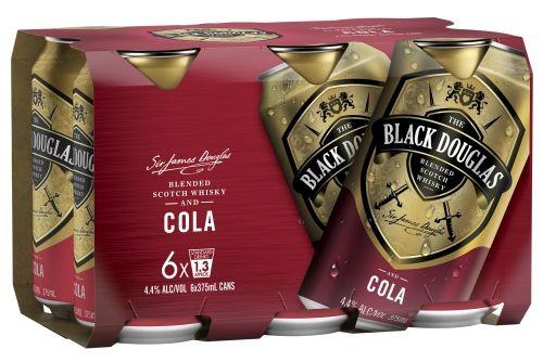 Black Douglas and Cola