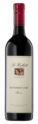 St Hallett Butchers Cart Shiraz