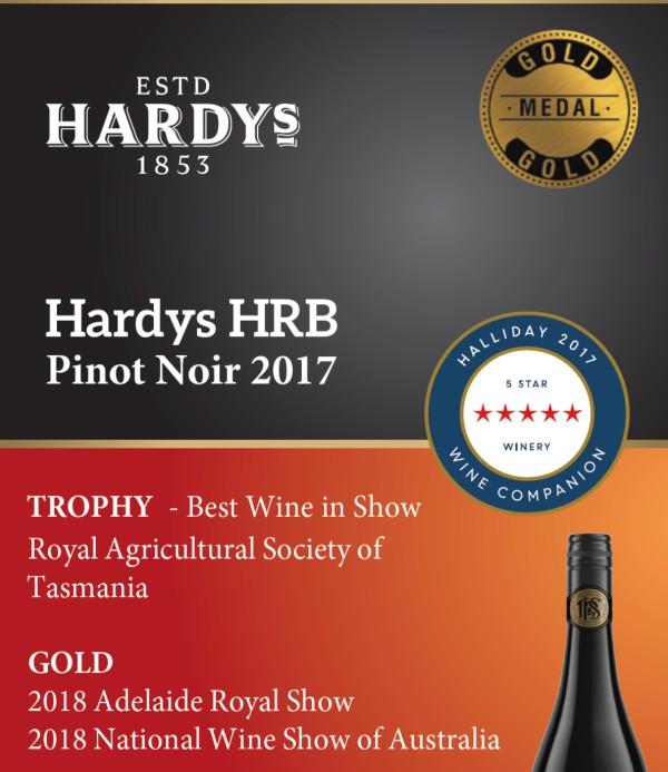 HRB Pinot Noir 2017