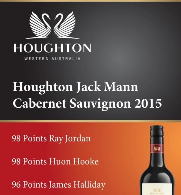 Houghton Jack Mann 2015