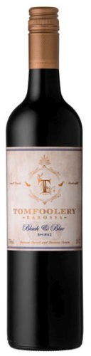 Tomfoolery Black and Blue Shiraz