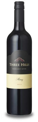 Three hills shiraz