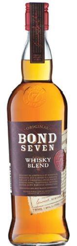 Bond Seven Whiskey