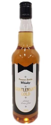 Gentlemans Gold Whiskey
