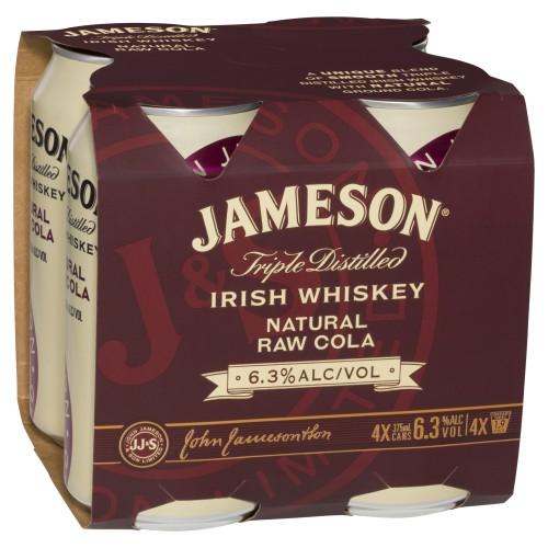 Jameson Cola Can