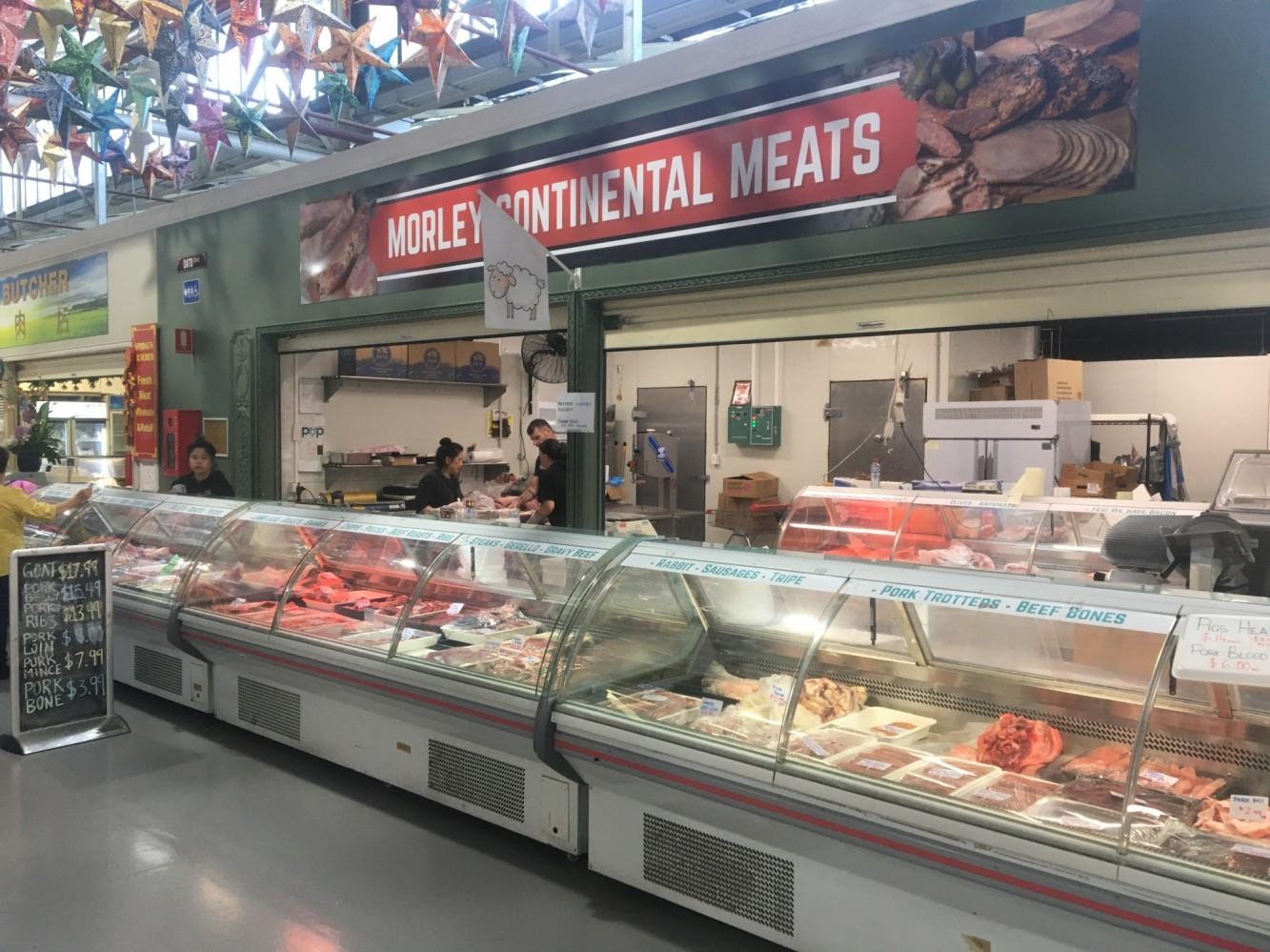 Morley Continental Meats & Deli
