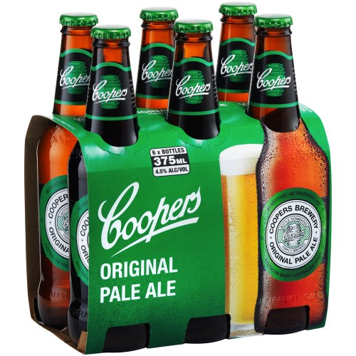 Coopers Pale Ale 6 pack