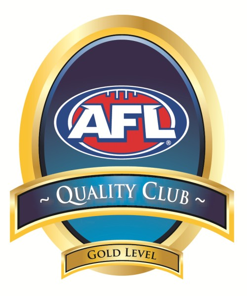 Quality Club - Accreditation Gold Certificate Logo