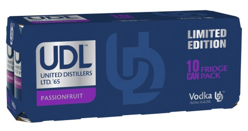 ULD Passionfruit 10 pack