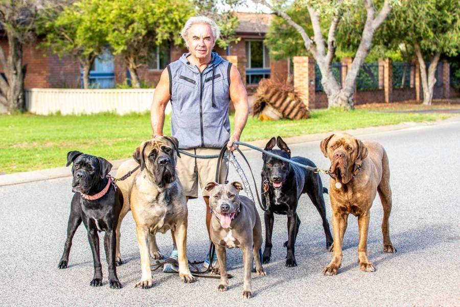 Eric Crozier Dog Communicator