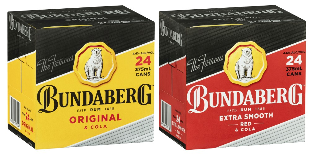 Bundaberg Original and Red 24 pack cans resize